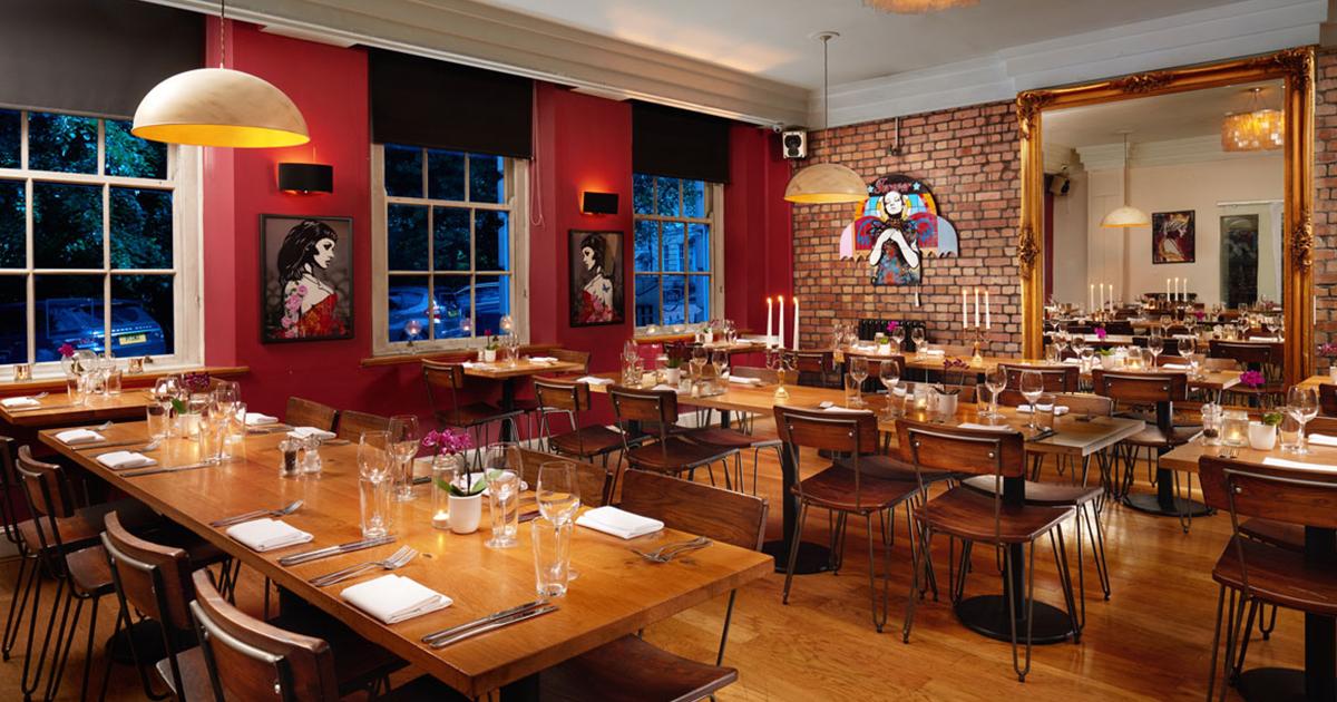Square Kitchen Clifton Restaurant