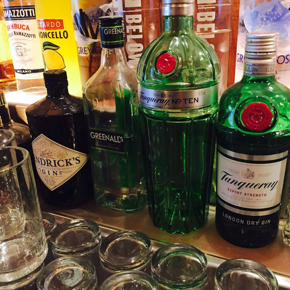 drinks in Bristol