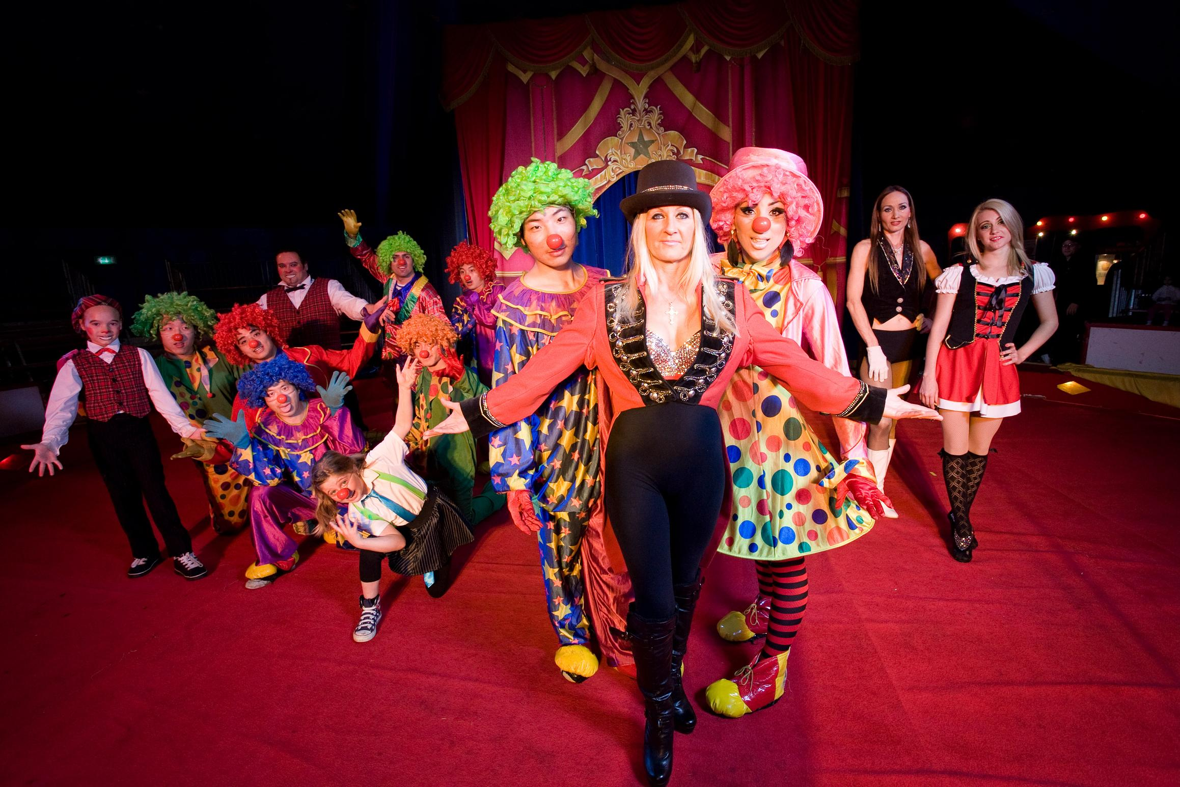 Christmas Carnival Theme Outfit.Circus Themed Costume Ideas The Square