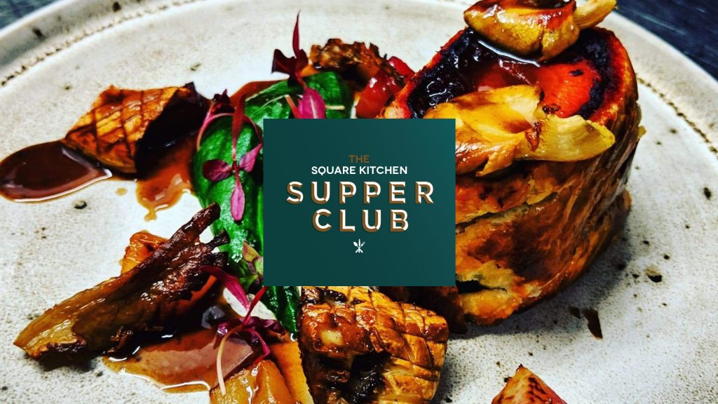 Supper Club Wine Tasting Experience