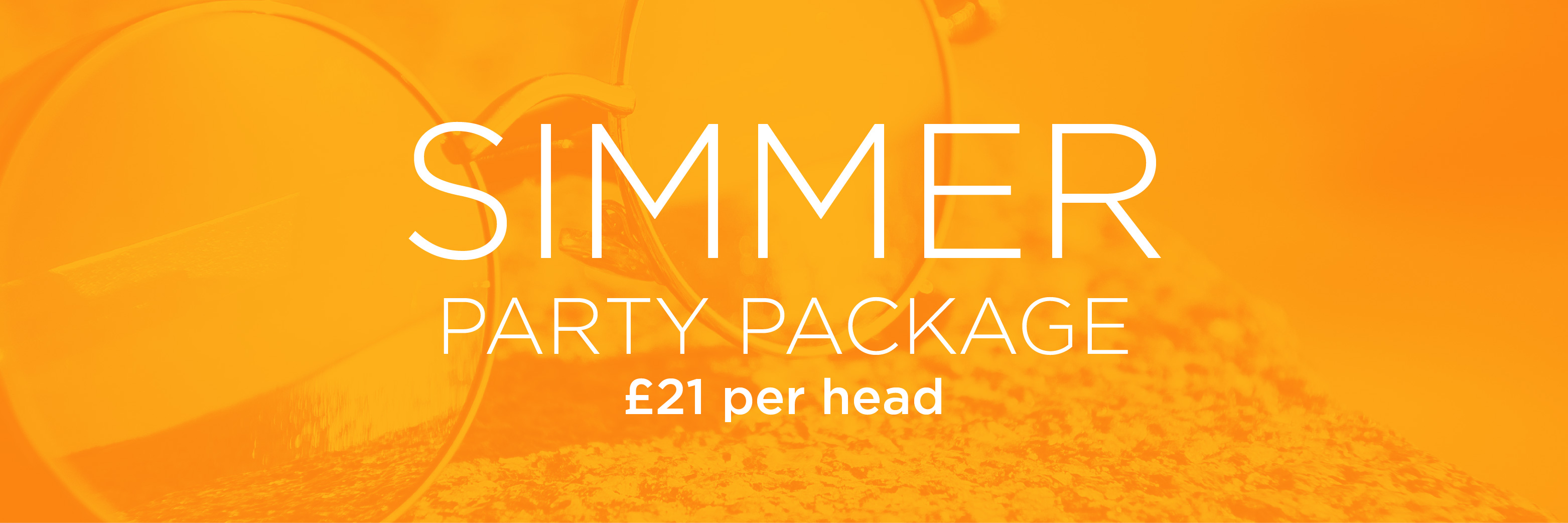 summer party package bristol