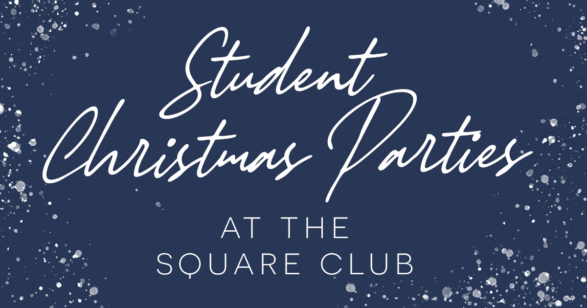 Student Christmas Party in Bristol
