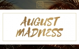 What's on in August ?