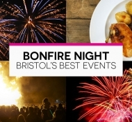 Bonfire Night in Bristol