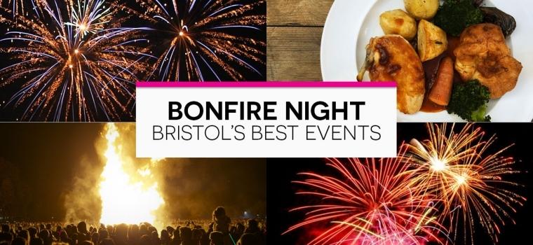 Bonfire Night in Bristol