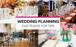 Plan a Wedding in Bristol: Our Team's Top Tips