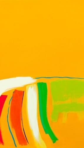 Sand and Sun 75 x 75 cm