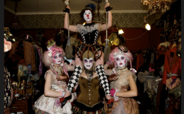 Circus Themed Costume Ideas