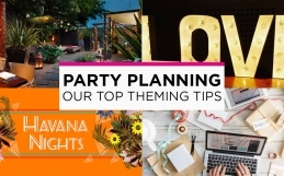 Party Planning – The Theme Guide