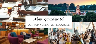 Our Top 7 Resources for Creative Graduates in Bristol