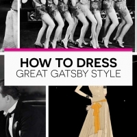 How to Dress Great Gatsby Style Guide