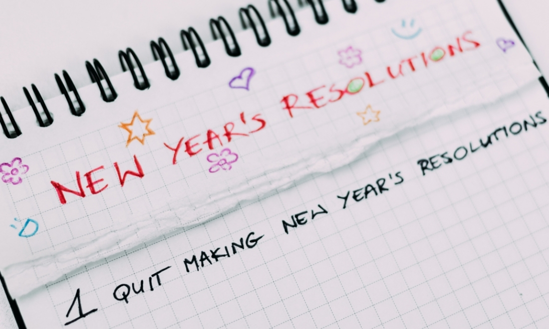 10 Tips to Stick to Your New Years Resolutions