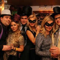New Years Eve: Mardi Gras Carnival at The Square