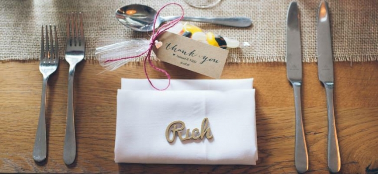 How to pick a wedding theme: our top tips.